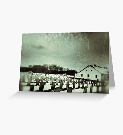 We Are the Dead Greeting Card