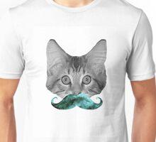 Facially-Blessed Feline Unisex T-Shirt