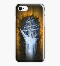 """Man-O-War II"" iPhone Case/Skin"