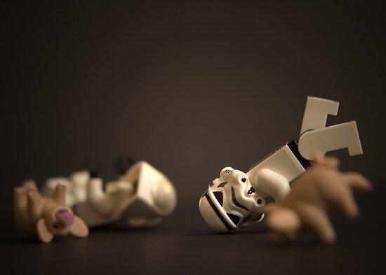 'Pass the Minifig' by Alex Bonner