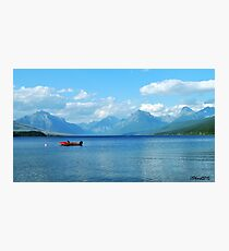 Lake McDonald Photographic Print