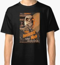 The Invisible Man - Retro Classic T-Shirt