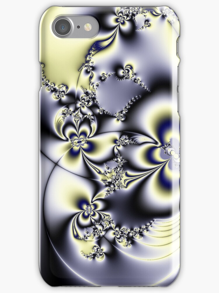 Subtle Color Floral Fractal by AntiCollegial