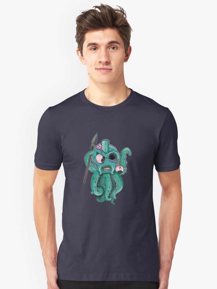 OCTOSPEAR by thedisillusion