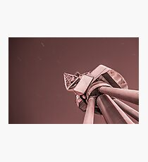In To Space Photographic Print