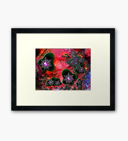 Midsummer Night's Dream Framed Print