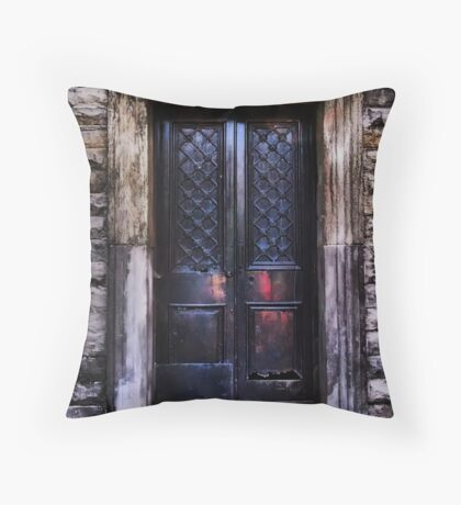 Point of No Return Throw Pillow