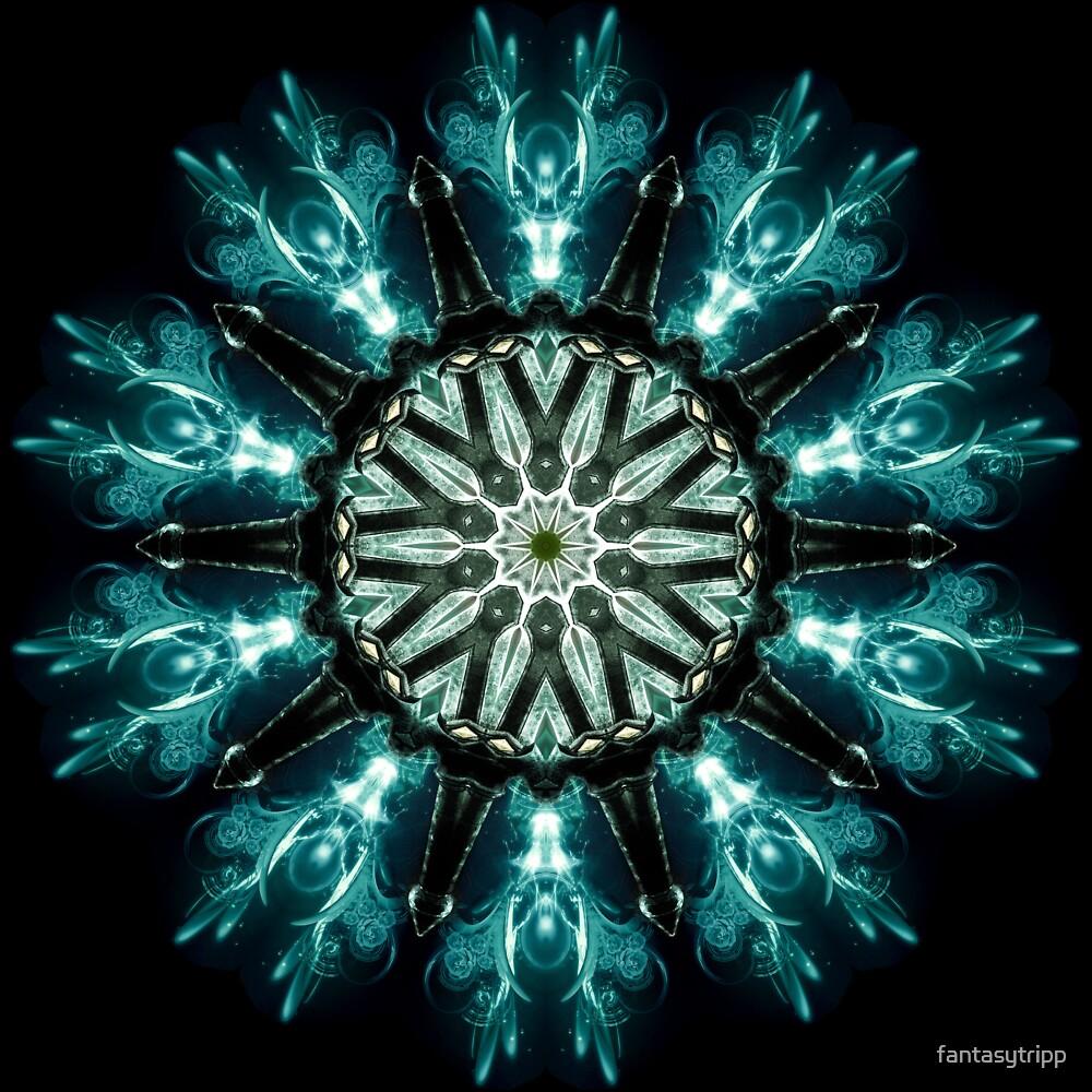 Sword Kaleidoscope 01 by fantasytripp