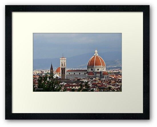 Tuscan Light by Karen E Camilleri