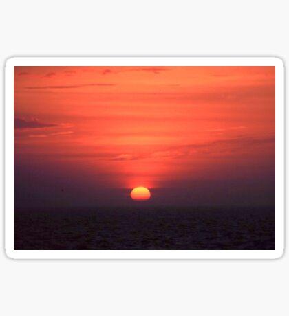 Akyaka Sunset Sticker