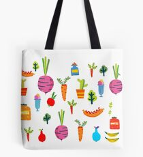 Kitchen Stories Tote Bag