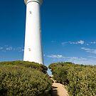 Split Point Lighthouse - Aireys Inlet by Gabriel Skoropada