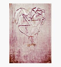 this broken heart of mine Photographic Print