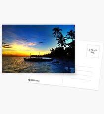 Alona Beach, Panglao Postcards