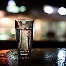 forgotten glass by Victor Bezrukov