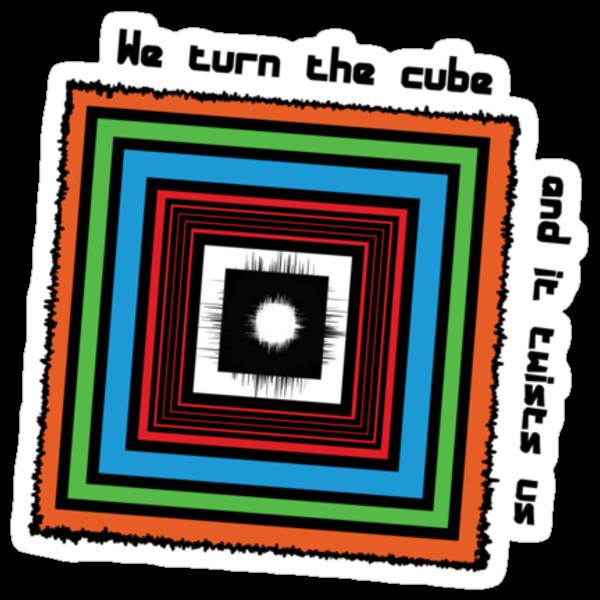 Twist Cube by aliensymptom