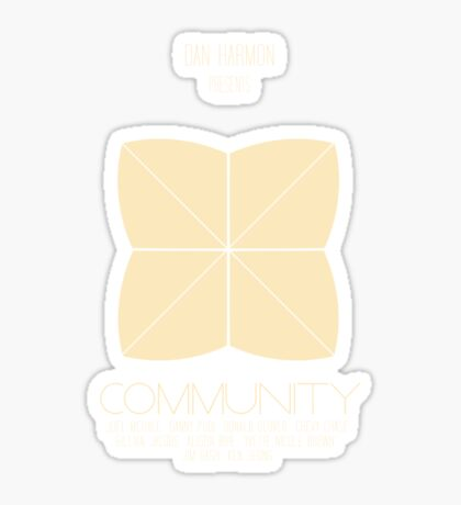 Communi-tee Sticker