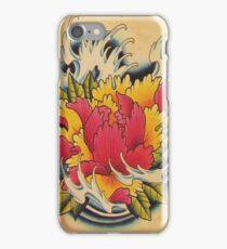 Peony Flower iPhone Case/Skin