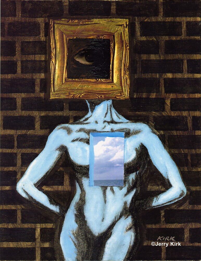 'THIS SELF-IMPOSED EXILE'  by Jerry Kirk