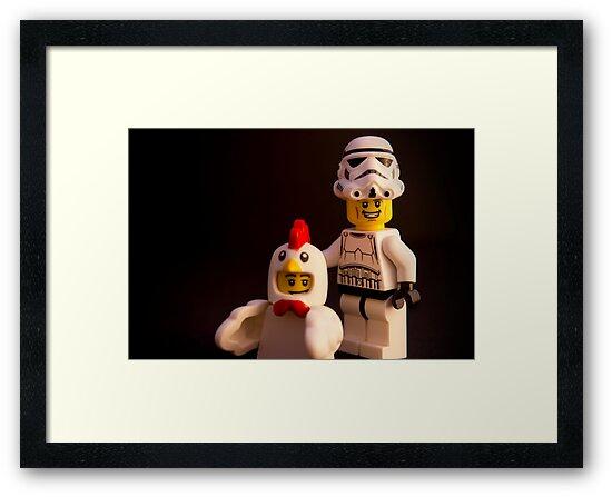 "Say ""chicken"" by Alex Bonner"