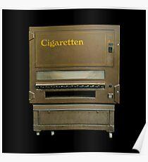 Cigarette Automat Poster