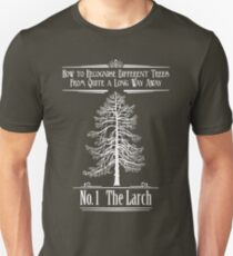 No. 1 The Larch Slim Fit T-Shirt