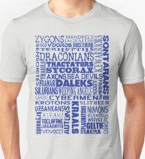 Intergalactic Alien Bingo! T-Shirt