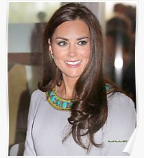 Kate Middleton Poster