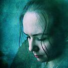 Solitude in Shades of Blue by Jen Millard