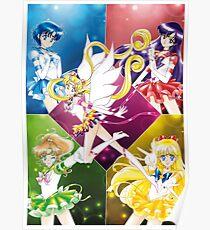 Eternal Inner Senshi Poster
