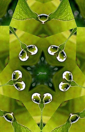 Jesus by aprilann