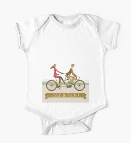 Me & You Bike Kids Clothes