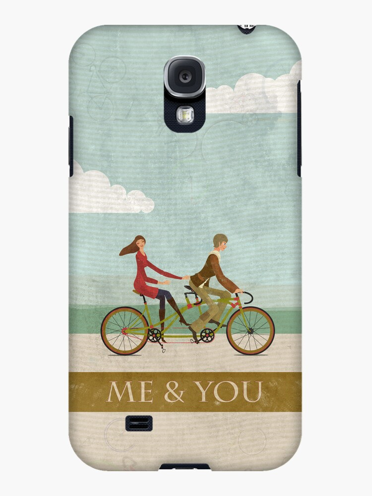 Me & You Bike by Andy Scullion