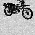 Honda XL250 by Teri Barnett
