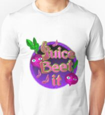 Juice beet it from valxart.com Unisex T-Shirt