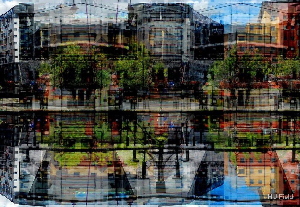 canal side (3)a by H J Field