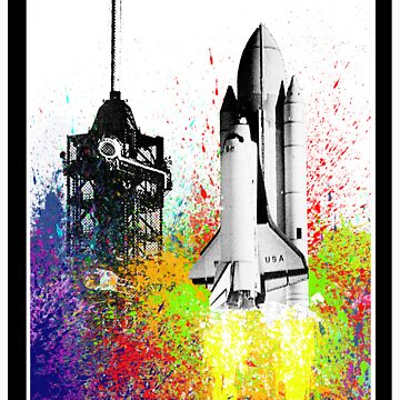 Color Launch by ArtMaker1138