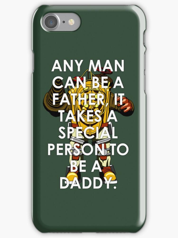Big Daddy by uncmfrtbleyeti