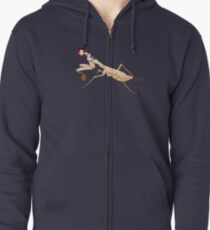 Our Buggy Overlord Zipped Hoodie