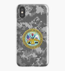 US Army ACU Phone iPhone Case/Skin