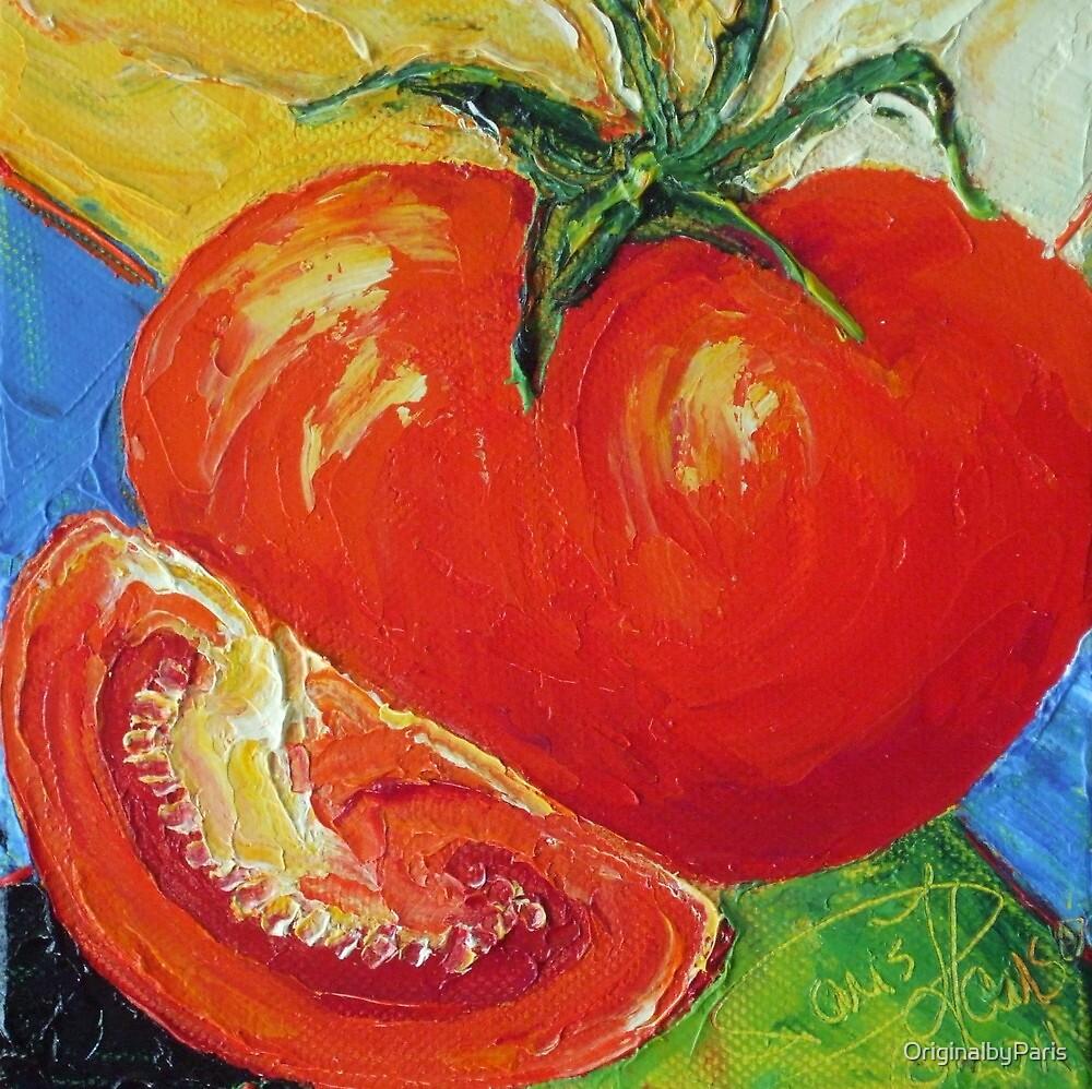 Red Tomato by OriginalbyParis