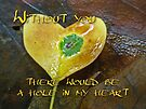 Love's Greeting - A Hole In My Heart by MotherNature