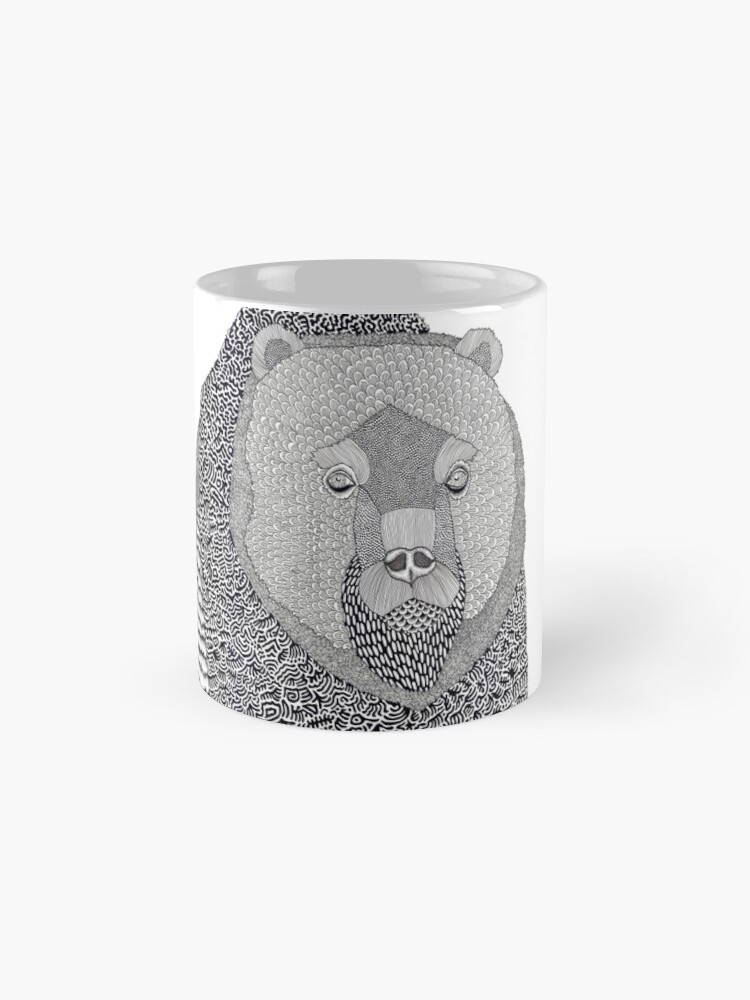 Alternate view of Where Bear Mug