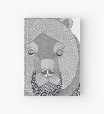 Where Bear Hardcover Journal
