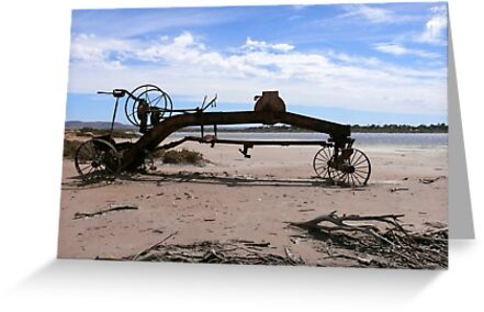 Weathered Workhorse: South Australia by linfranca