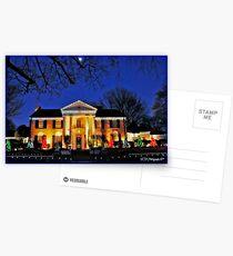 Moon Graces Graceland Postcards