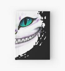Chesire Smile Hardcover Journal