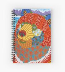 Here and Now Spiral Notebook