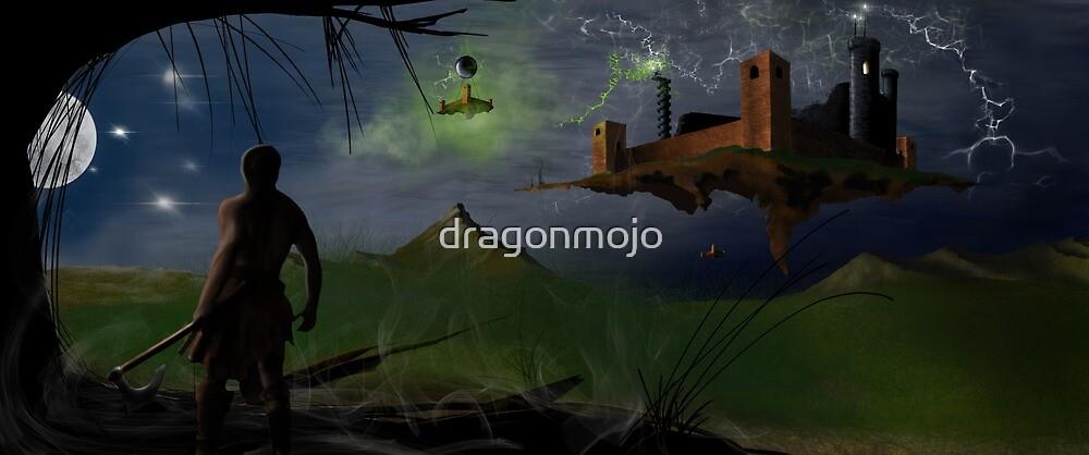 Somewhere... by dragonmojo