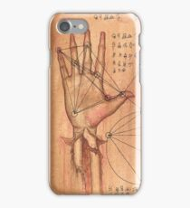Anatomy of Hand iPhone Case/Skin